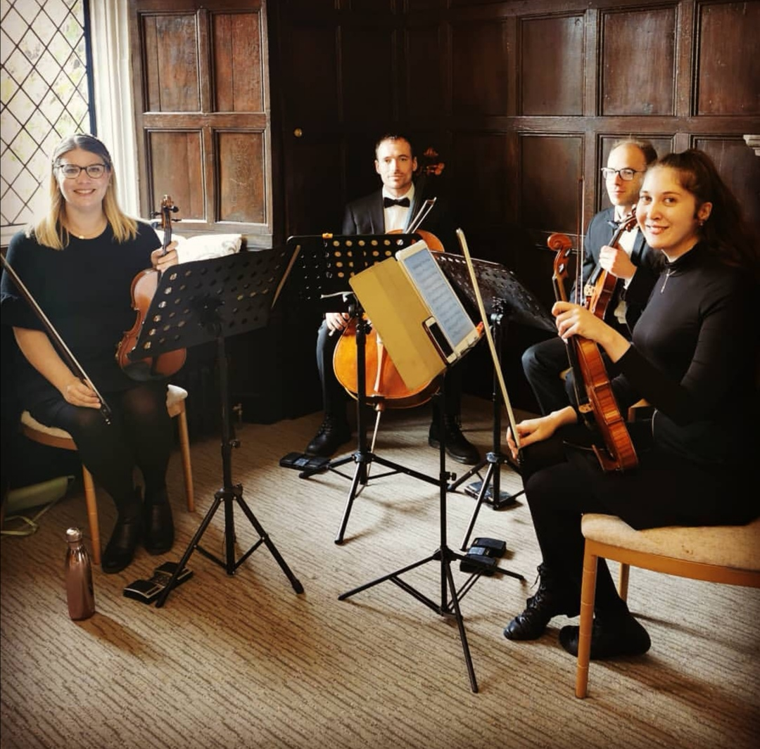 string quartet wedding